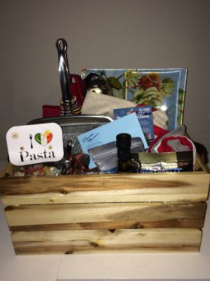 Gourmet Cook's Gift Crate by Escobedo's 6th...