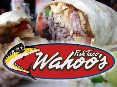 $25 Gift Certificate from Wahoo's Fish Taco