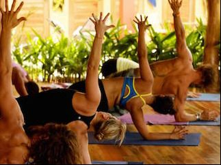 One Month Unlimited Classes at Yoga Tropics