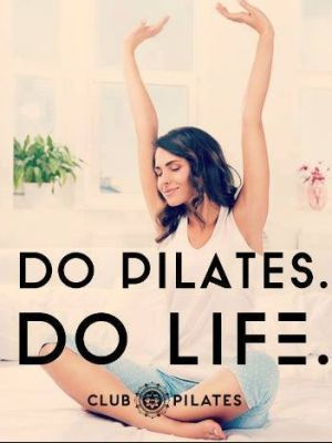 5 Class Credits at Club Pilates