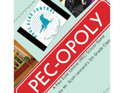 PEC-opoly Game Board