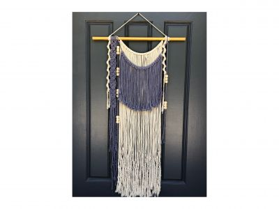 Handmade Macrame Wall Hanging made by Mr Pi...