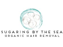 Organic Hair Removal by Sugaring by the Sea...