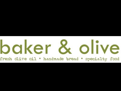 Baker and Olive $25 Gift Certificate, Vinegar, EVOO and Bag