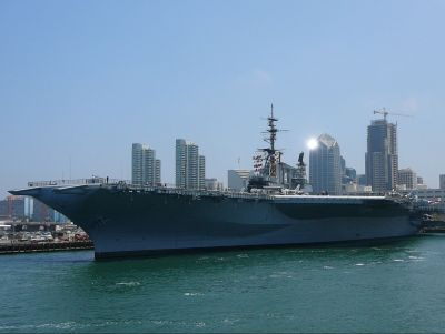 USS Midway Museum Adventure Pack